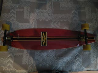 Longboard Manual