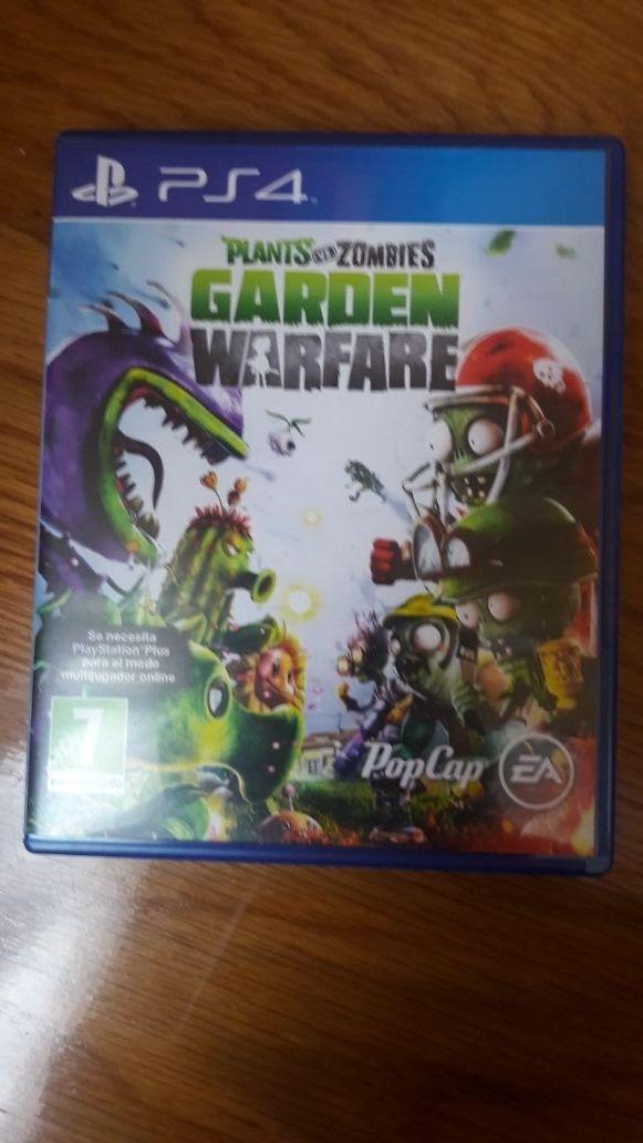 Juego Ps4 Plantas Vs Zombies Garden Warfare De Segunda Mano Por 20
