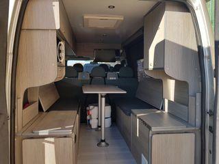 Ford transit camper