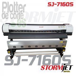 Impresora ecosolvente