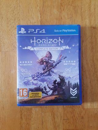 horizoh zero dawn complete edition