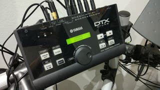 bateria electrónica yamaha dtx500