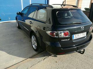 Mazda 6 wagon crtd 143cv sportive 2007
