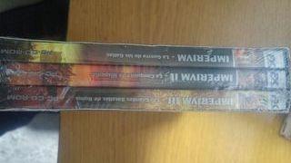 coleccion juegos imperium trilogia