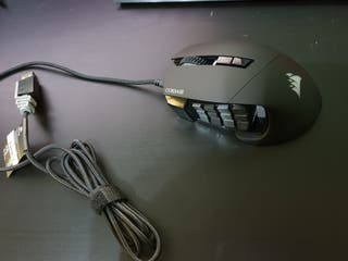 mouse corsair Ratón óptico