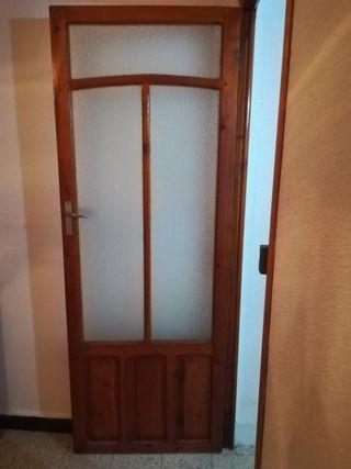 Puertas vintage interior