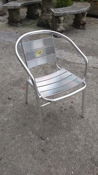 silla bar terraza