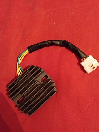 regulador voltaje suzuki gsxr