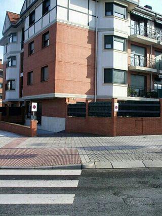 Garaje frente Metro Etxebarri