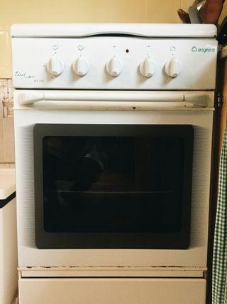 modulo horno cocina ASPES