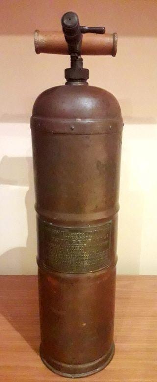 Mochila antigua de pulverizar Muratori