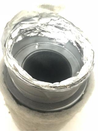 Filtro de carbono para indoor