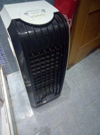 ventilador climatizador humificador orbegozo