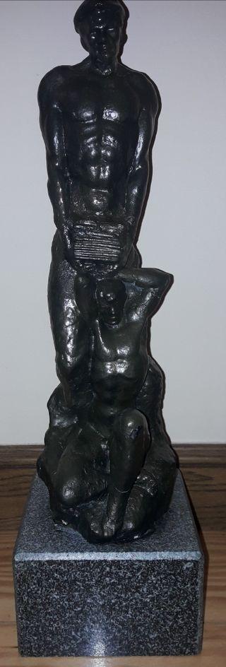 escultura Picallo Magin