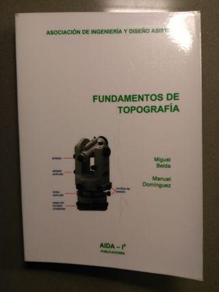Libro de topografía