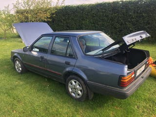 Ford orion 1.6 guia 1987
