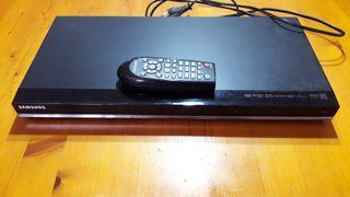DVd reproductor con USB