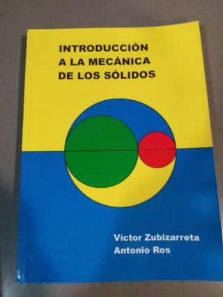 Libro mecánica de los sólidos