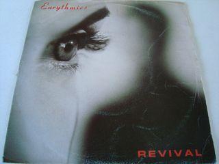 "EURYTHMICS-.REVIVAL- SINGLE VINILO 7""."