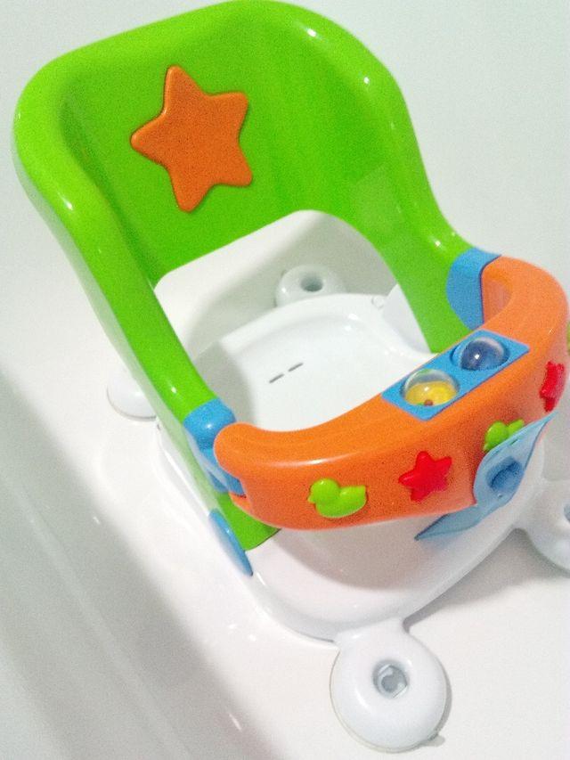 Silla de bebe para bañera de segunda mano por 15 € en Tarancón ...
