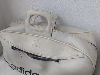 Adidas Vintage 29 Bolsa Por Mano De Original Segunda xCodBre