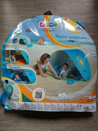 piscina multifuncion niños