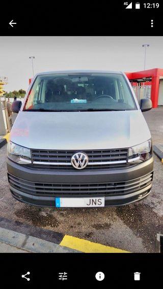 Volkswagen Caravelle 2016 2.0 102 cv