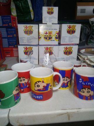 tazas Sin Chan Barsa