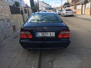 Mercedes-Benz CLK 2.3 Kompresor