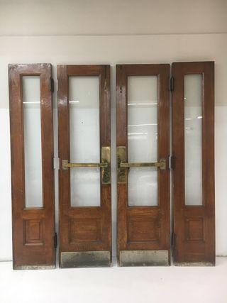 Puertas de roble macizo de segunda mano por en for Puerta de roble macizo castorama