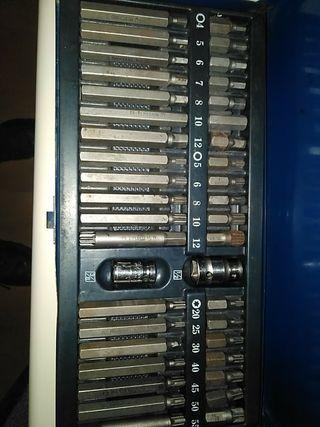 llaves tubo de vaso