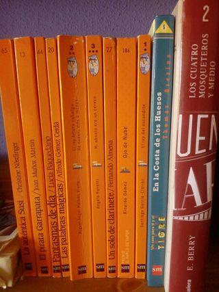 Libros a partir de 9 años