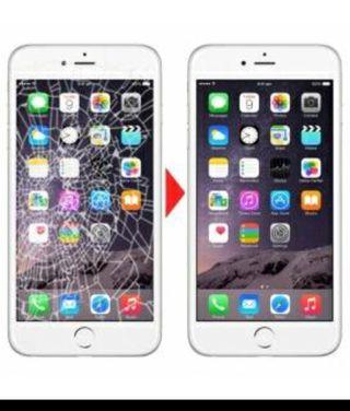 Reparacion iphone en 20 minutos (TIENDA)
