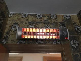 Radiador de infrarrojos