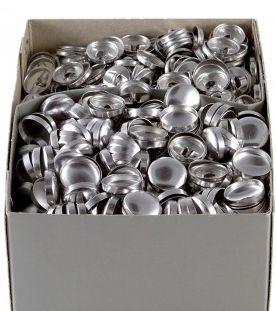 Caja de botones Nr 20 para forrar/Tapicería