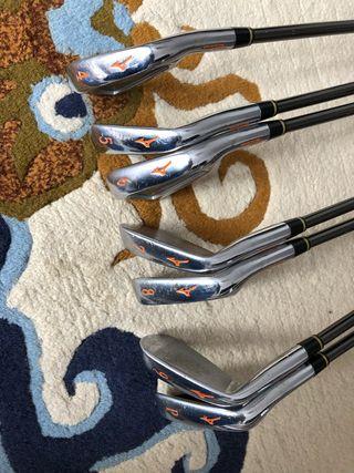Hierros golf MIZUNO MP57