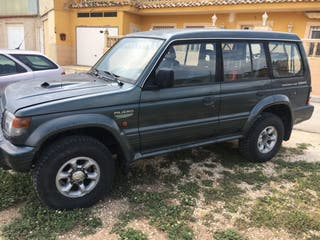 Mitsubishi Pajero 1998