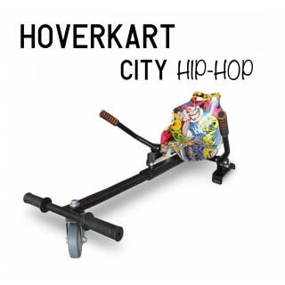 asiento para patinete HOVERKART CITY HIP HOP