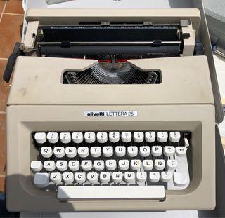 Maquina de ecribir