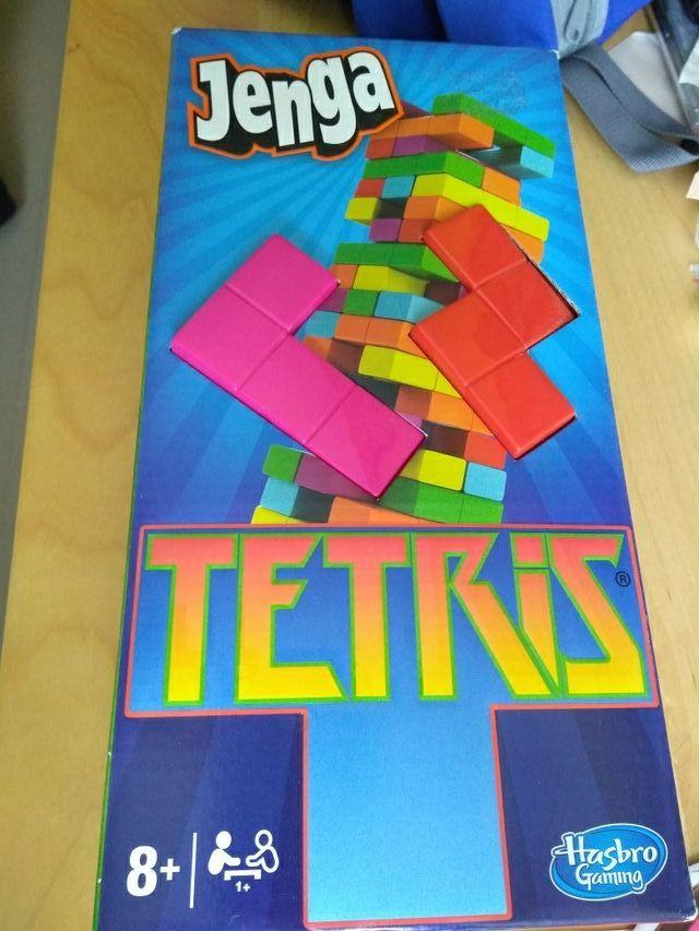Jenga Tetris De Segunda Mano Por 10 En Barcelona En Wallapop