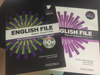 English File- Beginner Student´s Book