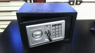 Caja fuerte PIN + llave