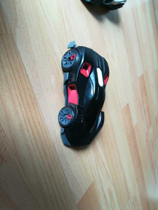 Dos coches radiocontrol por movil
