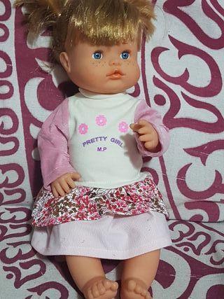 Conjunto para muñecas nenuco o similar