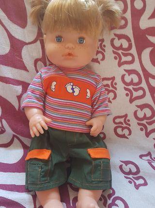 Conjunto para muñeca nenuca o similar