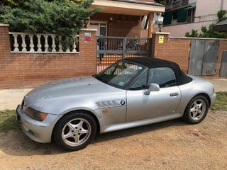 Bmw Z3 color gris