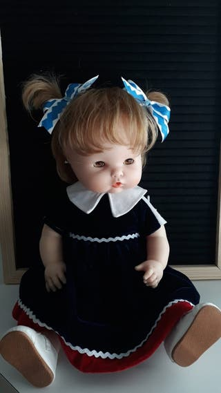 Vestido para muñecas