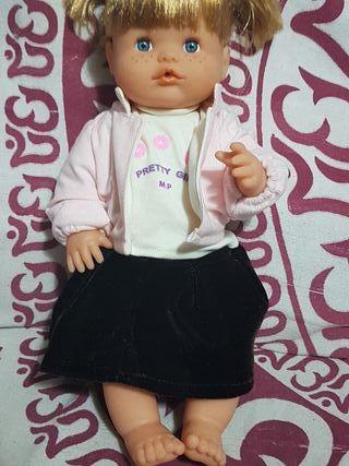 Conjunto para muñeca nenuco o similar