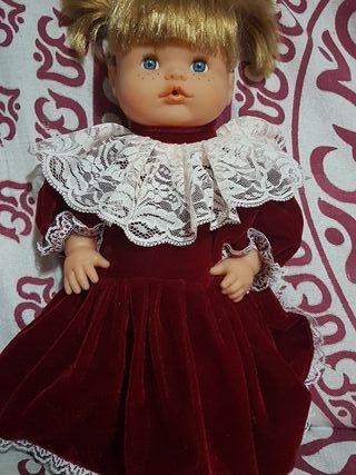 Vestido para muñeco nenuco o similar