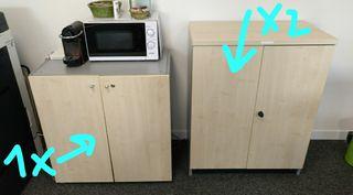 3 muebles de oficina